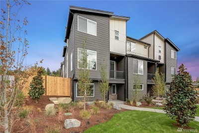 Edmonds Single Family Home For Sale: 14913 48th Ave W #P-4