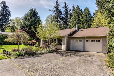 Kent Single Family Home For Sale: 10501 SE 220th St
