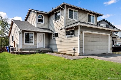 Tacoma Single Family Home For Sale: 4501 35th St NE
