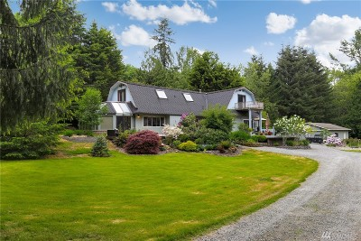 Issaquah Single Family Home For Sale: 18602 SE 60th St