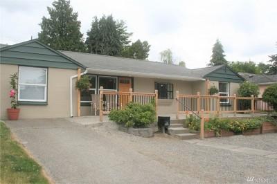 Shoreline Single Family Home For Sale: 16924 4th Ave NE
