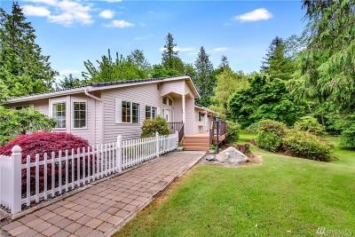 Lake Stevens Single Family Home For Sale: 8120 4th St SE