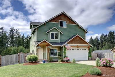 Port Orchard Single Family Home For Sale: 11952 Mayfair Ave SW