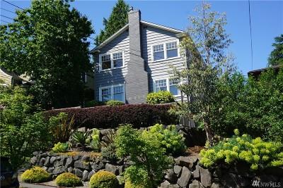 Seattle Single Family Home For Sale: 2553 Warren Ave N