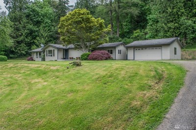 Single Family Home Sold: 18425 N High Rock Road