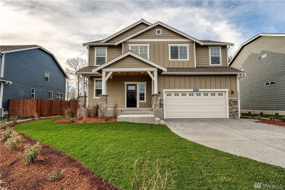 Skagit County Single Family Home For Sale: 16555 Frazier Heights Place