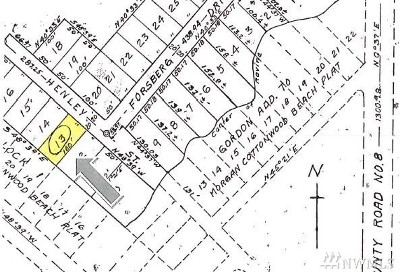Blaine WA Residential Lots & Land For Sale: $79,900