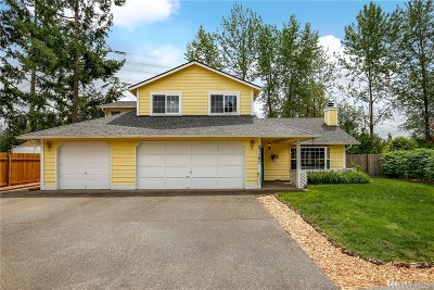 Maple Valley Single Family Home For Sale: 21157 SE 280th Place