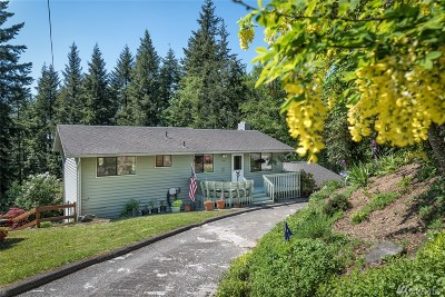 Bellingham WA Single Family Home For Sale: $409,000