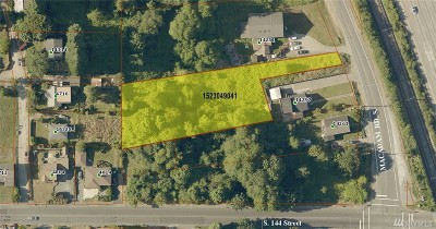 King County Residential Lots & Land For Sale: 142 Macadam Rd S