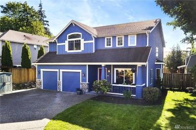 Lake Stevens Single Family Home For Sale: 3520 112th Ct NE