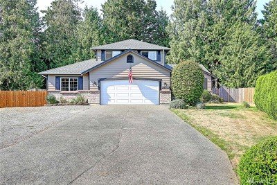 Stanwood Single Family Home For Sale: 26533 Fox Hill Dr N