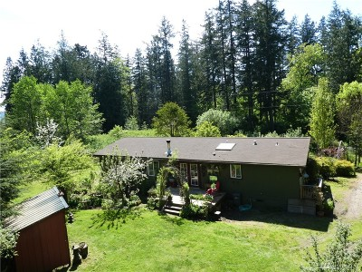 Anacortes Single Family Home For Sale: 6358 S Shore Rd