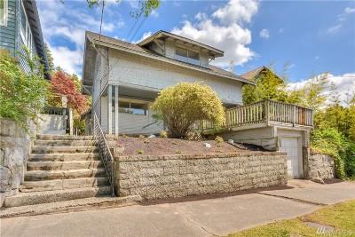 Seattle Single Family Home For Sale: 7746 Sunnyside Ave N
