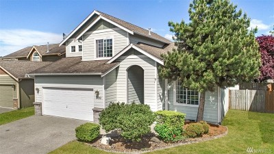 Bonney Lake Single Family Home For Sale: 10910 183rd Ave E