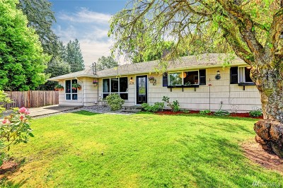 Des Moines Single Family Home For Sale: 519 S 207th St