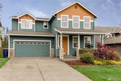 Bothell Single Family Home For Sale: 127 203rd St SE