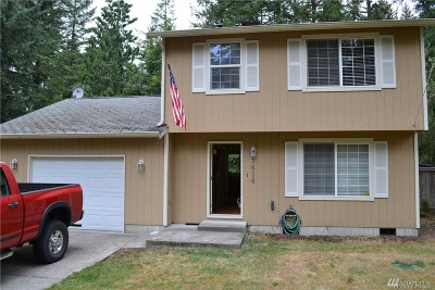 Thurston County Single Family Home For Sale: 7616 Ostrich Dr SE