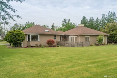 Lynden Single Family Home Sold: 8648 Brookfield Dr