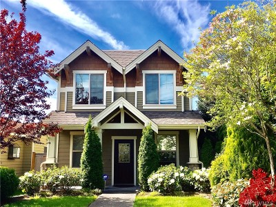Kirkland Single Family Home For Sale: 407 13th Ave W