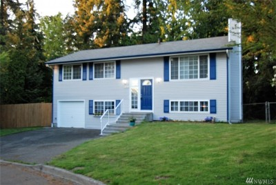 Federal Way Single Family Home For Sale: 30430 8th Place S