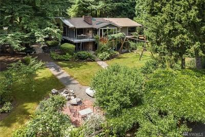 Bellevue Single Family Home For Sale: 4632 137th Ave NE