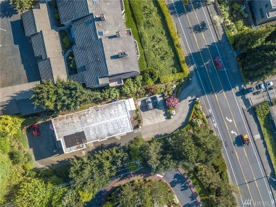 King County Residential Lots & Land For Sale: 5210 Lake Washington Blvd