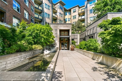 Condo/Townhouse Sold: 5440 Leary Ave NW #425