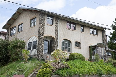 Seattle Multi Family Home For Sale: 4202 Phinney Ave N