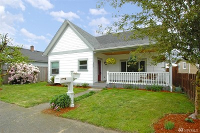 Pierce County Single Family Home For Sale: 1302 North St