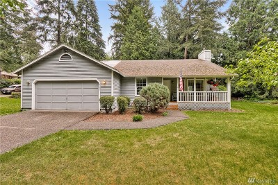 Lake Tapps WA Single Family Home For Sale: $359,950