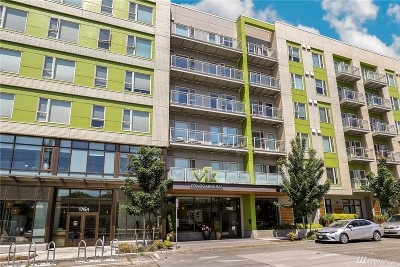 Seattle Condo/Townhouse Sold: 1760 NW 56th St #203