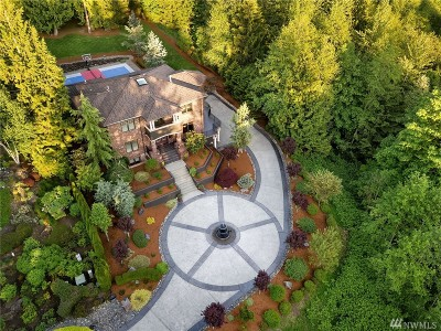 Issaquah Single Family Home For Sale: 24282 SE 147th Place