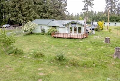 Eatonville Single Family Home For Sale: 32306 38th Ave E