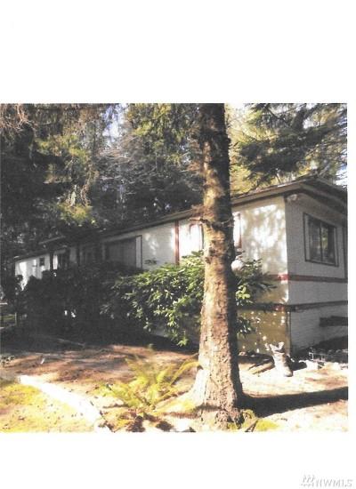 Monroe WA Single Family Home For Sale: $125,000