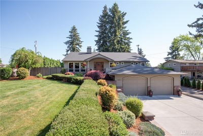 Vancouver Single Family Home For Sale: 3401 NE 82nd St
