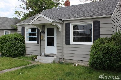 Tacoma Single Family Home For Sale: 5827 S Warner St