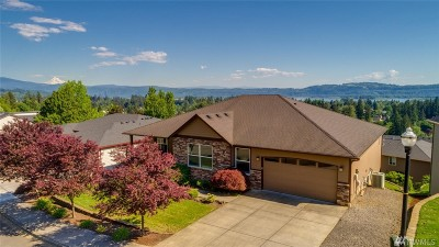 Washougal Single Family Home For Sale: 1340 N S St