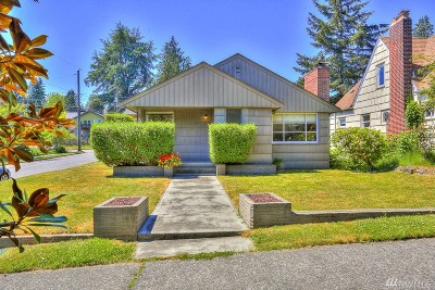 Seattle Single Family Home For Sale: 7301 21st Ave NE