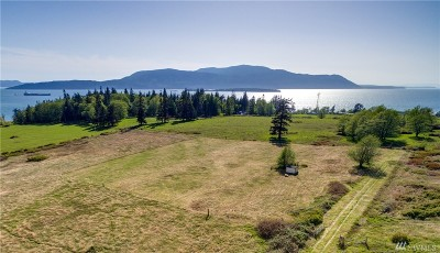 Lummi Island Residential Lots & Land For Sale: 4179 Sunny Hill Lane