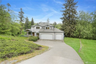 Stanwood Single Family Home For Sale: 9010 161st St NW