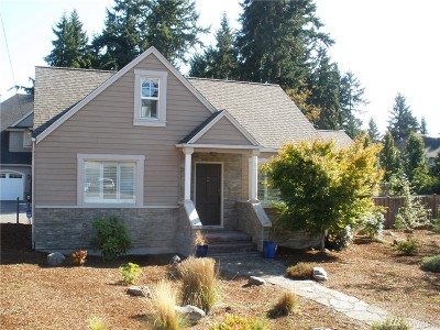 Bellevue Single Family Home For Sale: 1426 108th Ave SE