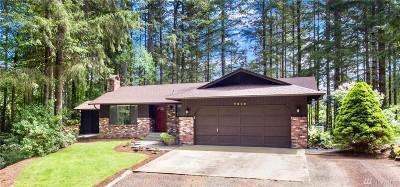 Thurston County Single Family Home For Sale: 7319 Yolanda Dr SW