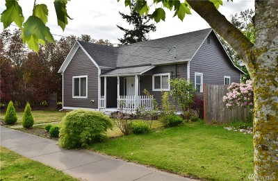 Lynden Single Family Home Sold: 209 E Grover St
