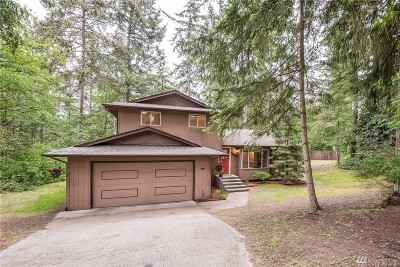 Lake Tapps WA Single Family Home Contingent: $390,000