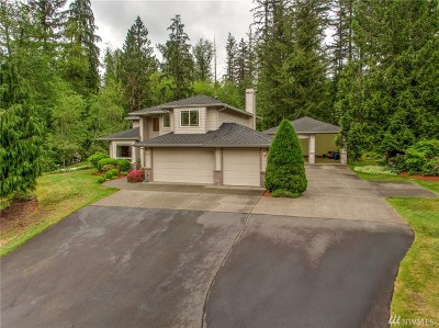 Maple Valley Single Family Home For Sale: 24016 242nd Wy SE