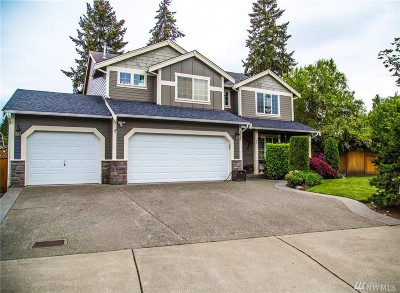 Federal Way Single Family Home For Sale: 2925 SW 312th Place