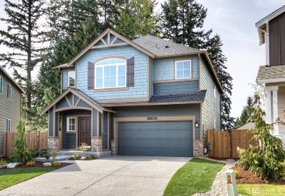 Puyallup Single Family Home For Sale: 10538 190th St E #153