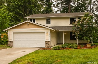 Thurston County Single Family Home For Sale: 18323 Parkcrest Ct SE