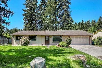 Covington Single Family Home For Sale: 18845 SE 269th St